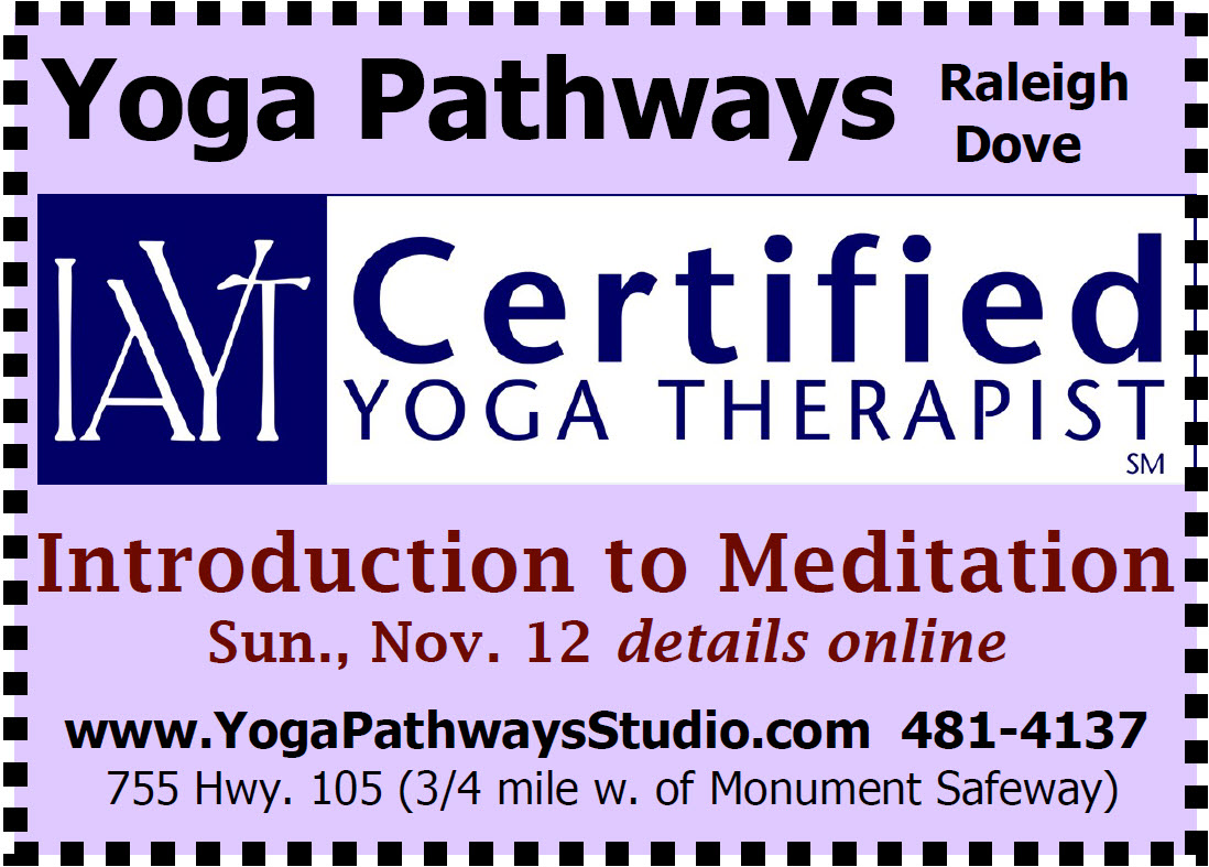 Yoga Pathways ad