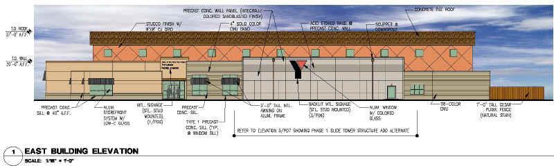 Elevation Plan Ymca : Ymca plans